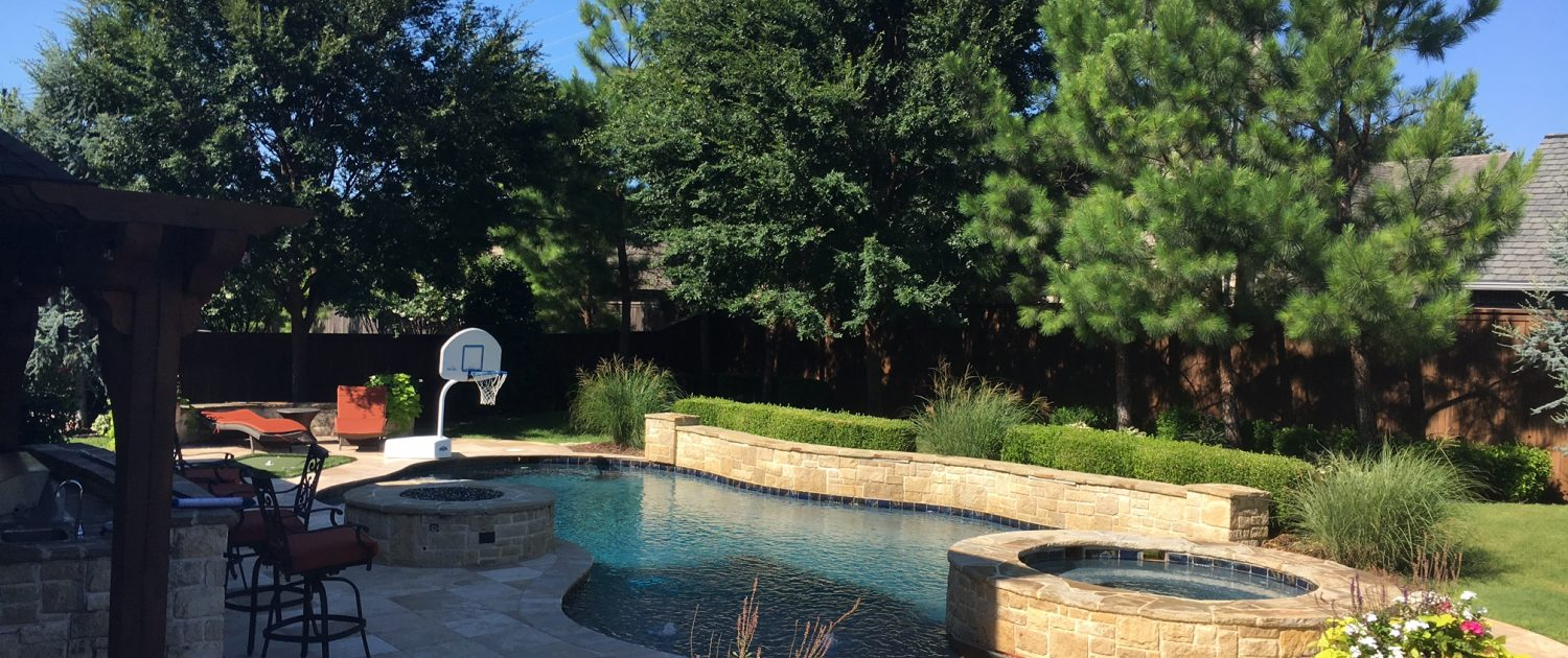 Tulsa In Ground Swimming Pool Builders Remodel And Contractors