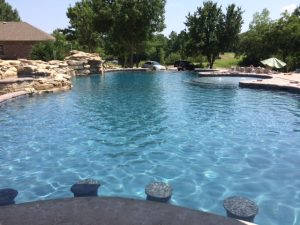 Owasso oklahoma in ground swimming pool builders and - Swimming pool contractors oklahoma city ...